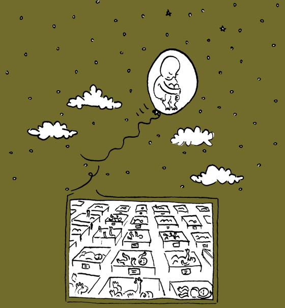 Imprinting – Säuglingsstation